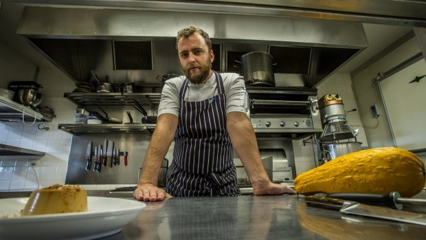 Head chef for Contentious Character